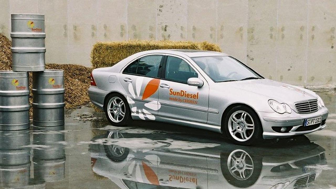 SunDiesel Mercedes C-Class