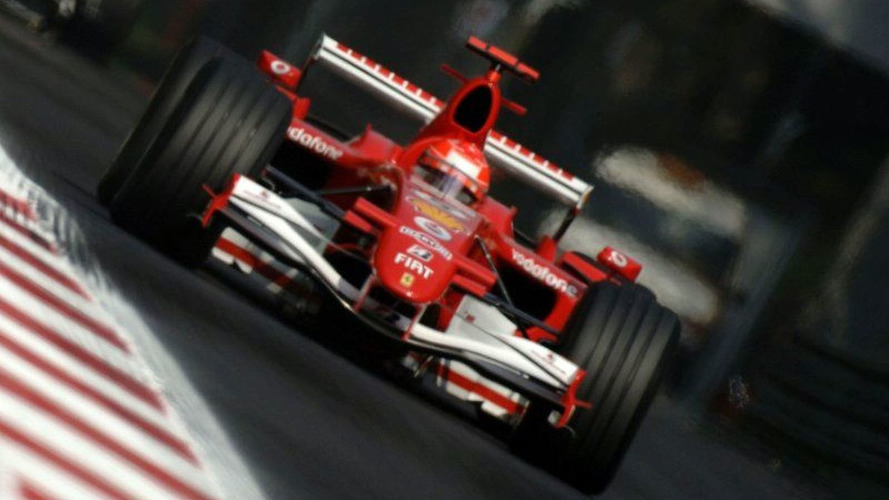 Schumacher to test 2007 Ferrari this weekend