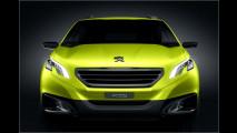 Peugeot-Premieren im Paris