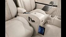 Luxus-Van von Mercedes