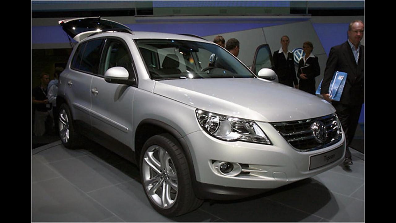 2007: VW Tiguan