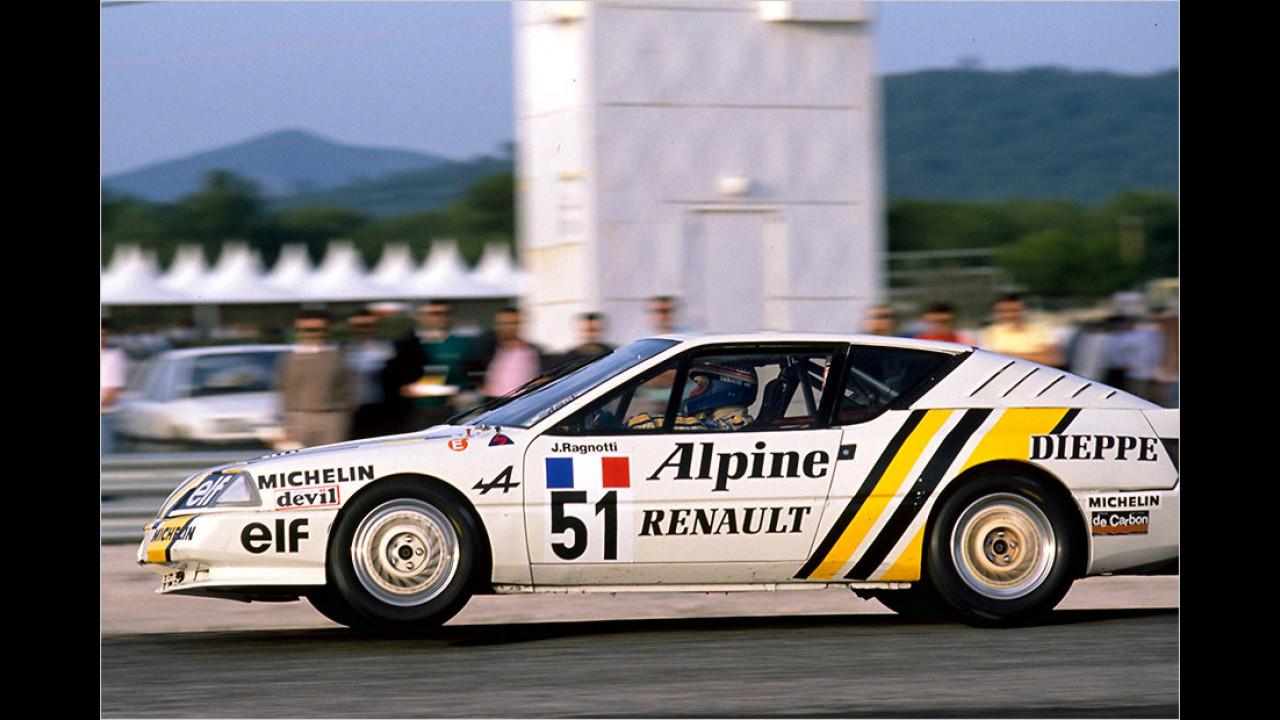 V6 Turbo als Rennwagen