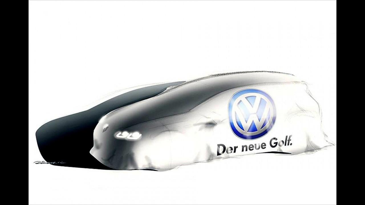 Der neue VW Golf VII