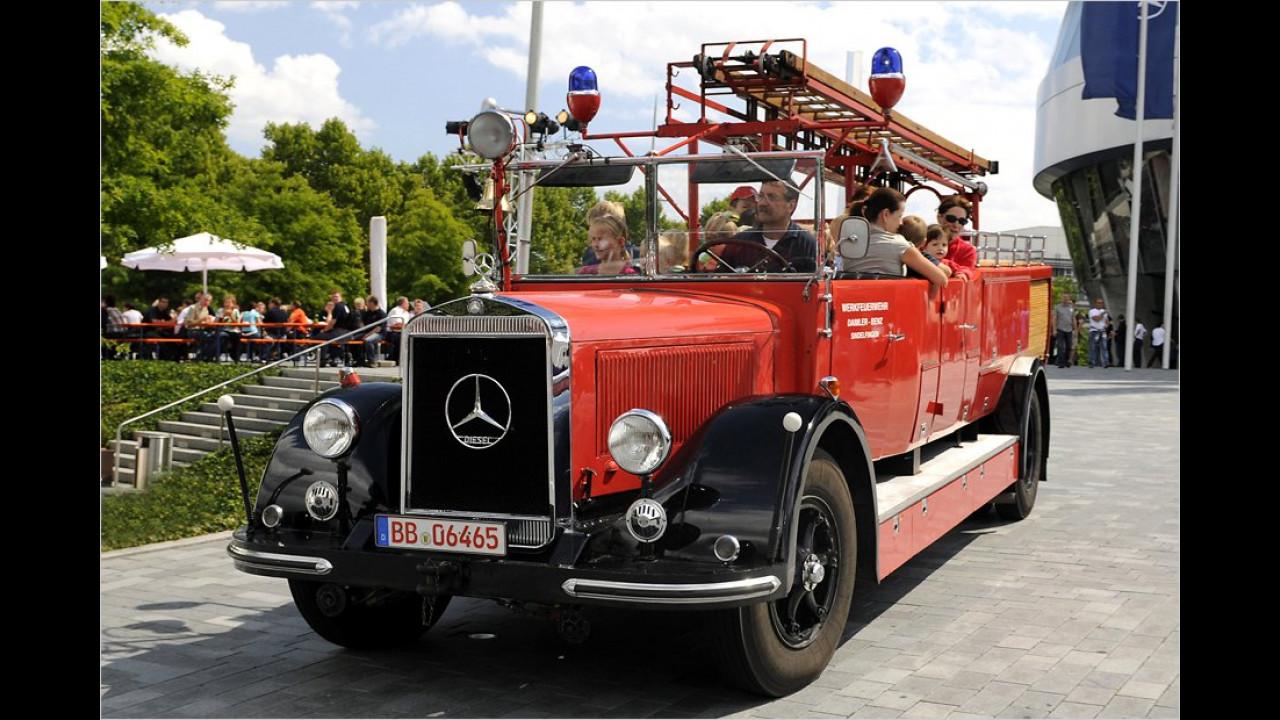 Daimler-Benz Werkfeuerwehr