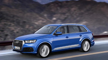 2017 Audi Q7 adds 252-hp turbo four-cylinder, starts at $49,950