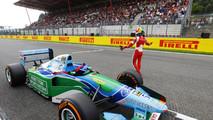Mick Schumacher Benetton F1-12