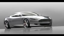 Aston Martin DB9 LM e Vantage N400