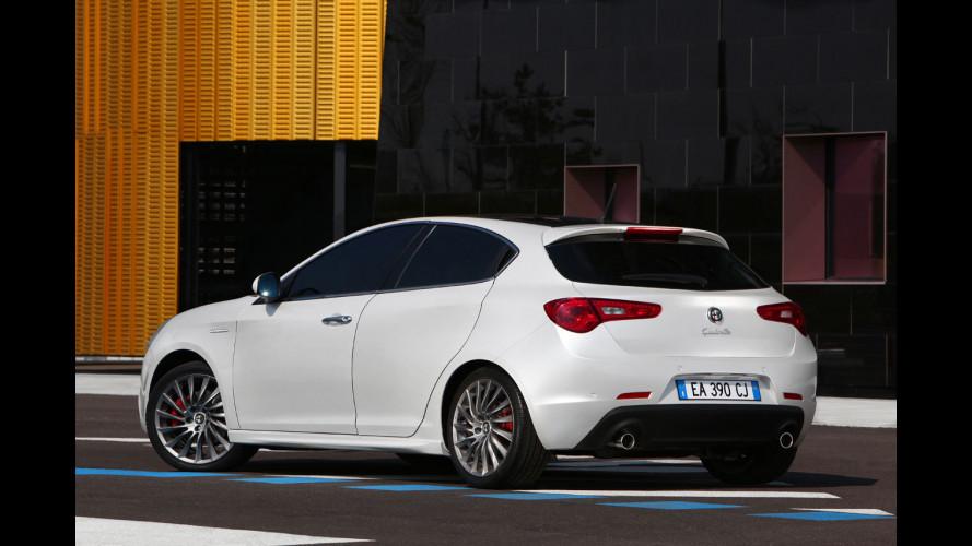 Terzo premio per l'Alfa Romeo Giulietta