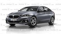 BMW Serie 2 Gran Coupé render