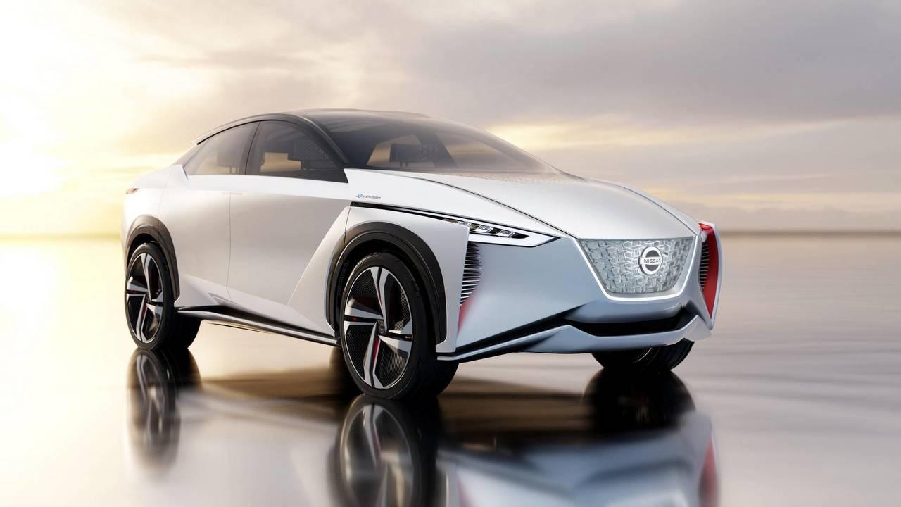 Nissan IMx Concept 2018