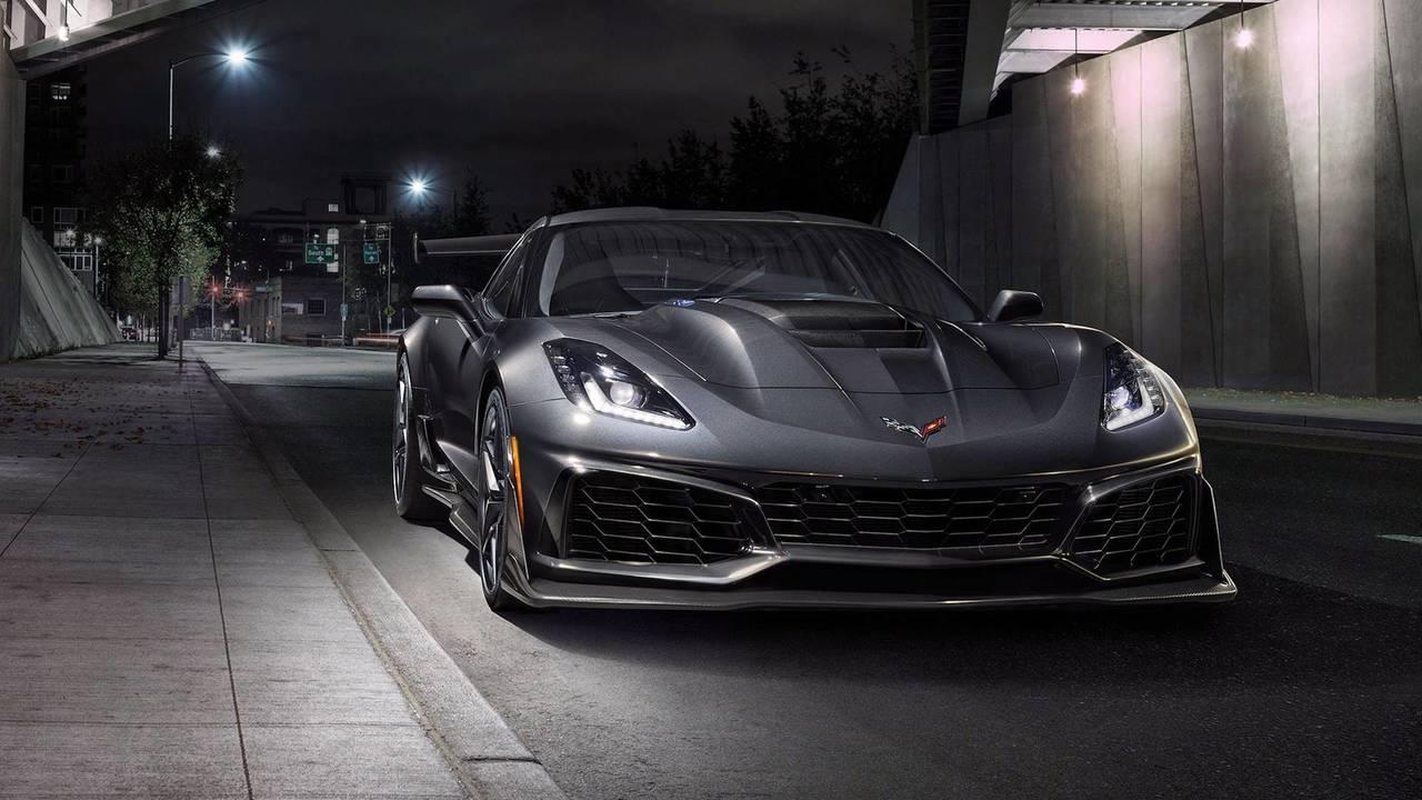 C'est la Corvette la plus rapide jamais produite.