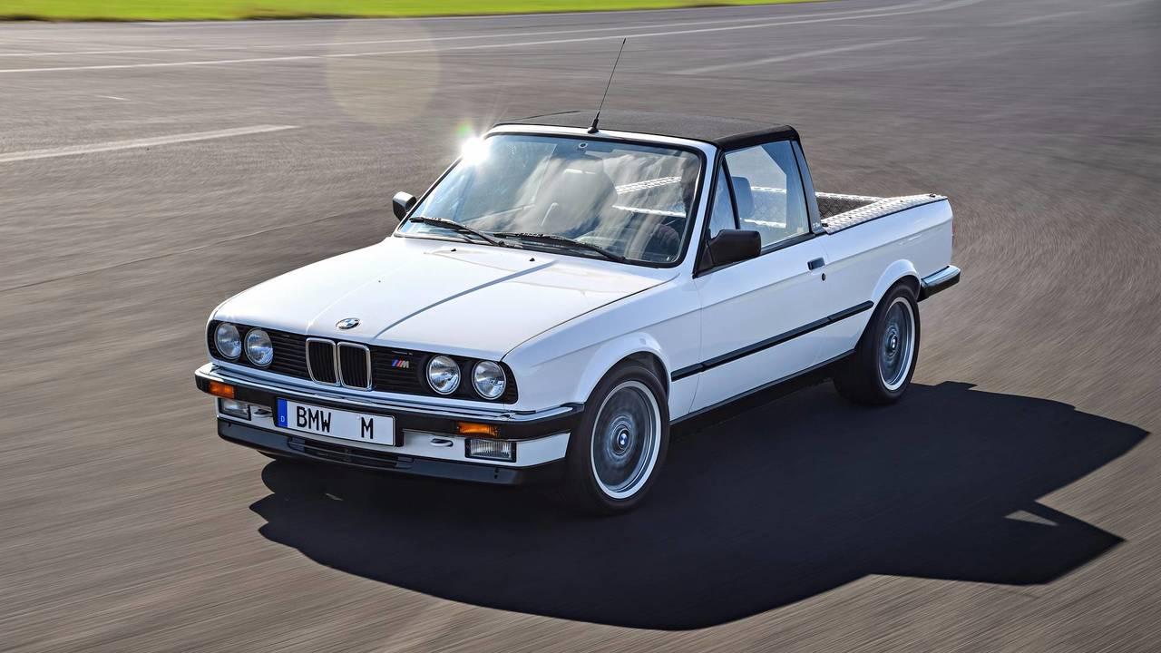 BMW M3 E30 Pick-Up