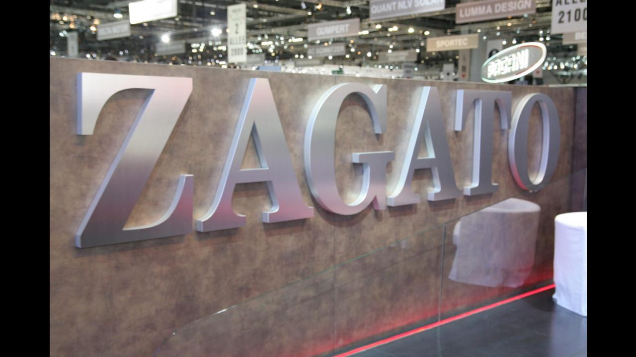 Zagato al Salone di Ginevra 2010