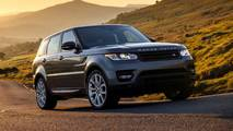 6. Land Rover Range Rover Sport