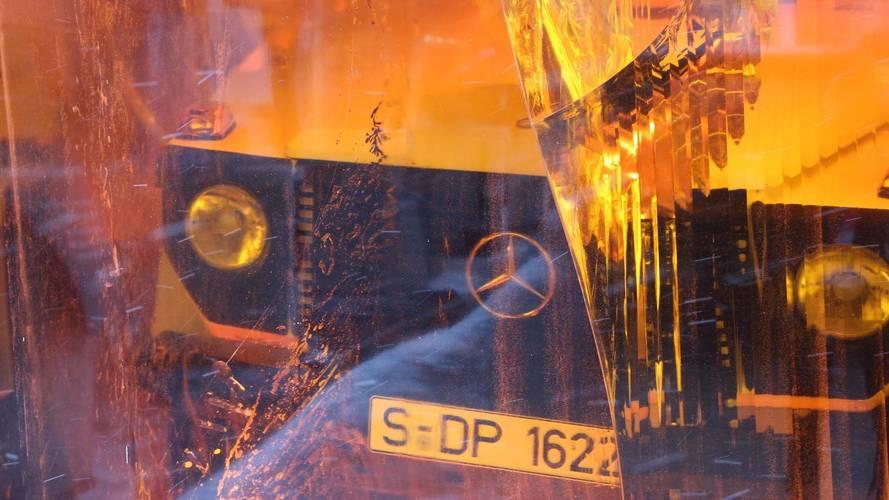Mercedes-Benz G-Class Resin