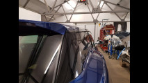Tesla Model S, prove di Station Wagon