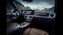 Nuova Mercedes Classe G: foto dalla rete