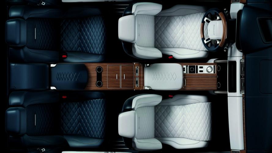 Range Rover SV Coupé, a Ginevra con 3 porte