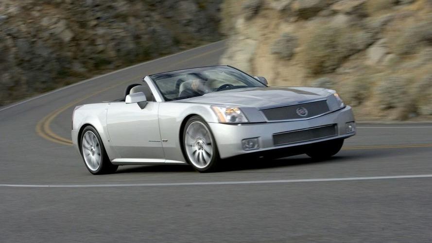 Cadillac XLR Cancelled Too