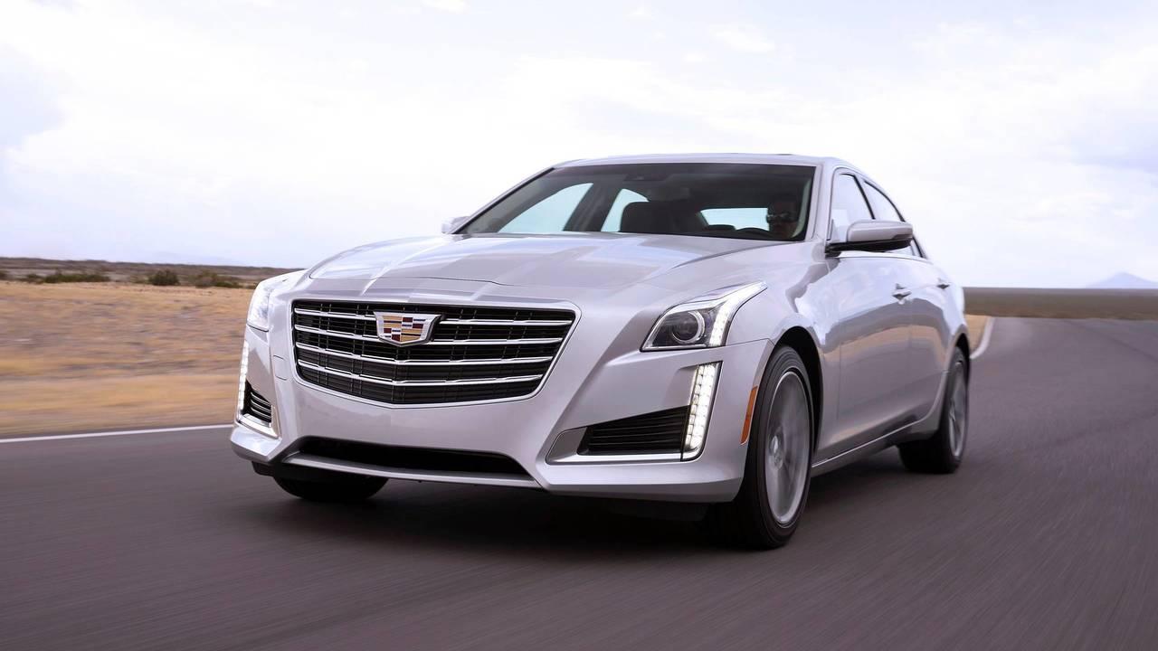 7. Cadillac CTS