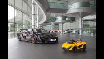 McLaren, la P1 da 400 euro