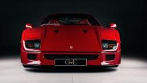 La Ferrari F40 di Eric Clepton in vendita