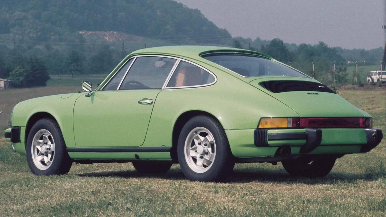 Porsche 911 (G-sorozat)