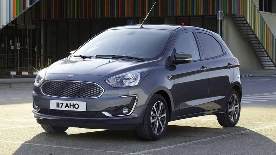 Novo Ford Ka 2019 terá preço a partir de R$ 45.490 na versão de entrada
