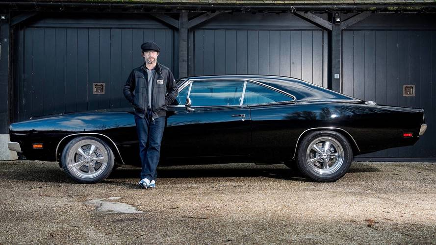 Dodge Charger owned by Jay Kay is going to auction