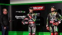 Presentación Provec Kawasaki WorldSBK 2018