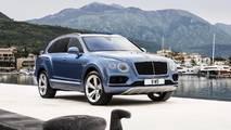 6. Bentley Bentayga – 4 seconds