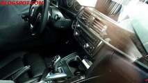 2012 BMW 3-Series interior - 12.10.2011