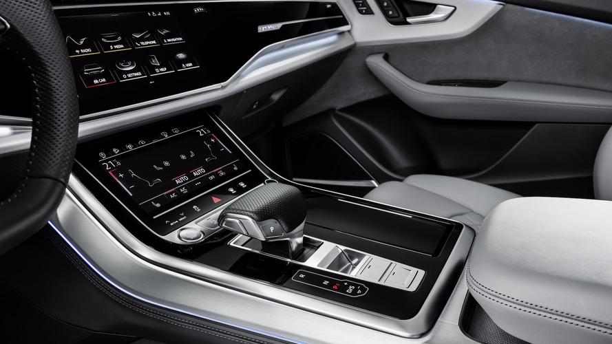 A vadonatúj Audi Q8