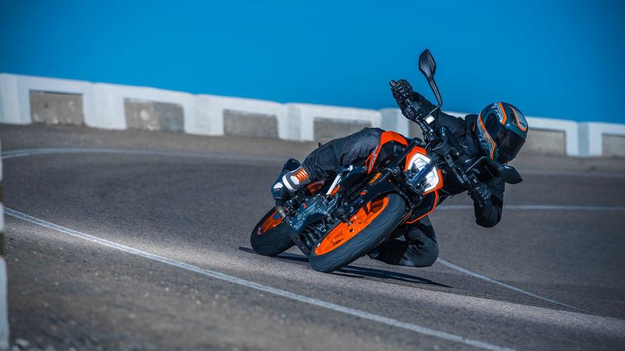 KTM 390 Duke ABS 2019