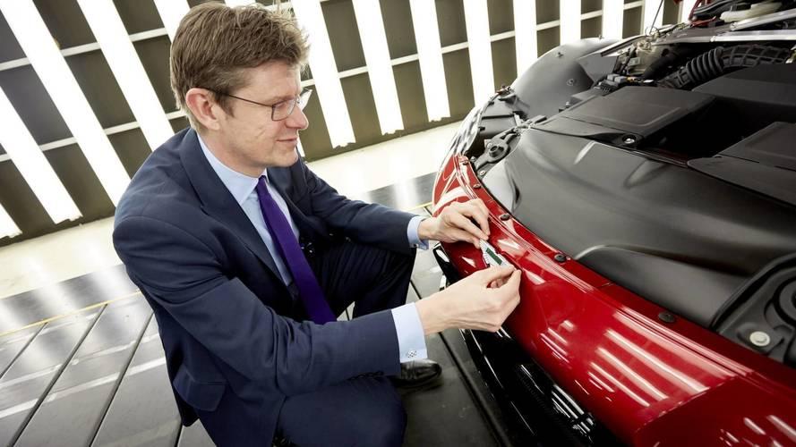 2019 Aston Martin Vantage üretimi başladı