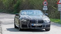BMW 8 Serisi Convertible casus fotoğraflar