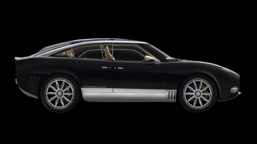 Spyker prévoit un SUV hybride