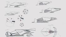 Tesla T1 Concept by Omar Alfarra Zendah