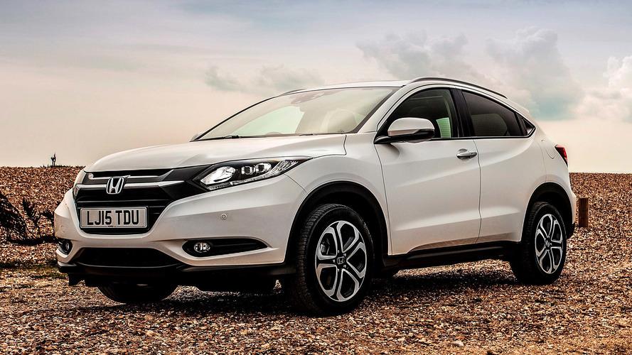 2017 Honda HR-V Review