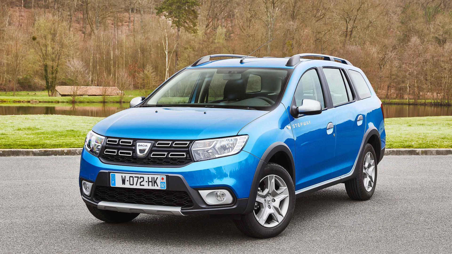 dacia logan mcv stepway news and reviews. Black Bedroom Furniture Sets. Home Design Ideas