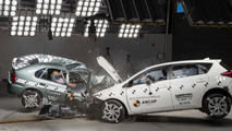 Crash-test Toyota Corolla