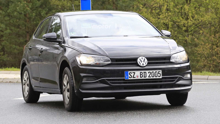 Volkswagen Polo 2017 nuevas fotos espía