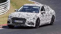 2019 Audi A6 casus fotoğrafları