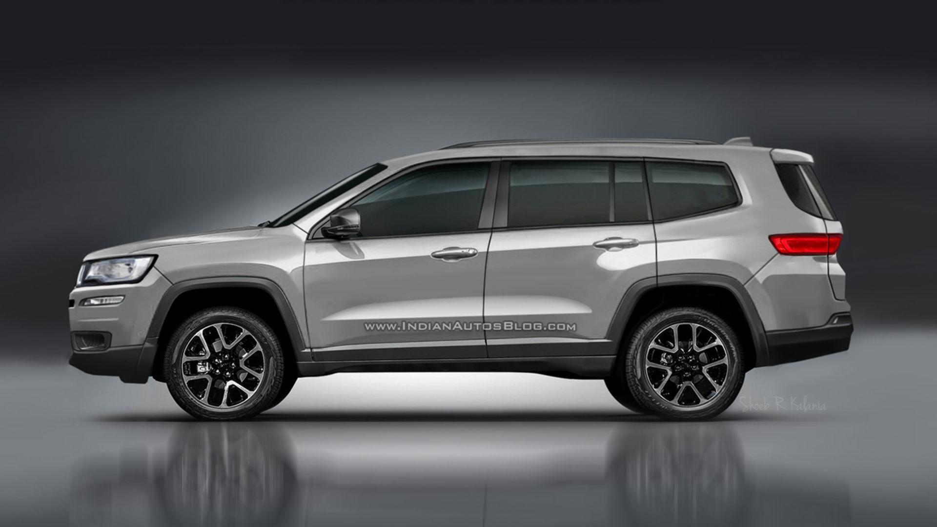 Wagoneer Or Yuntu? Jeep Rendering Gives Life To Patent ...