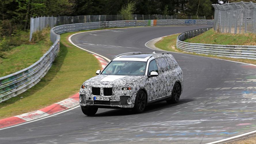 El BMW X7 Concept se desvelará en el salón de Frankfurt