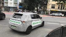 Fiat Argo camuflado