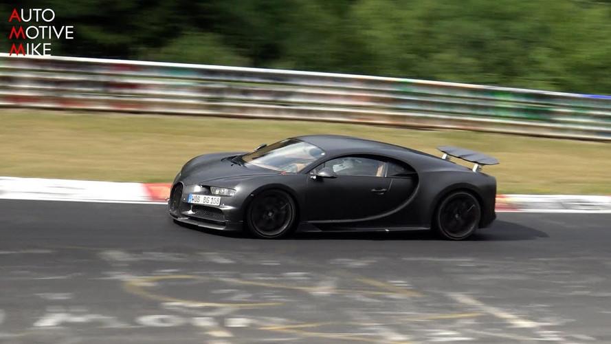 Bugatti, Chiron'u neden Nürburgring'e getirdi?