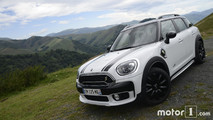 Prueba MINI Cooper S E Countryman ALL4 2017