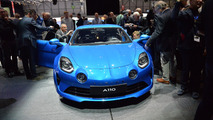 Alpine A110 2017, salón de Ginebra
