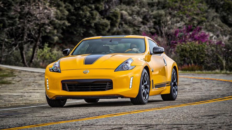 The Z-Car Isn't Dead Yet — Nissan